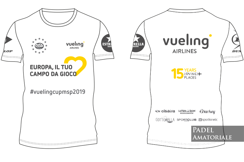 Padel Amatoriale | Vueling Cup - 2019