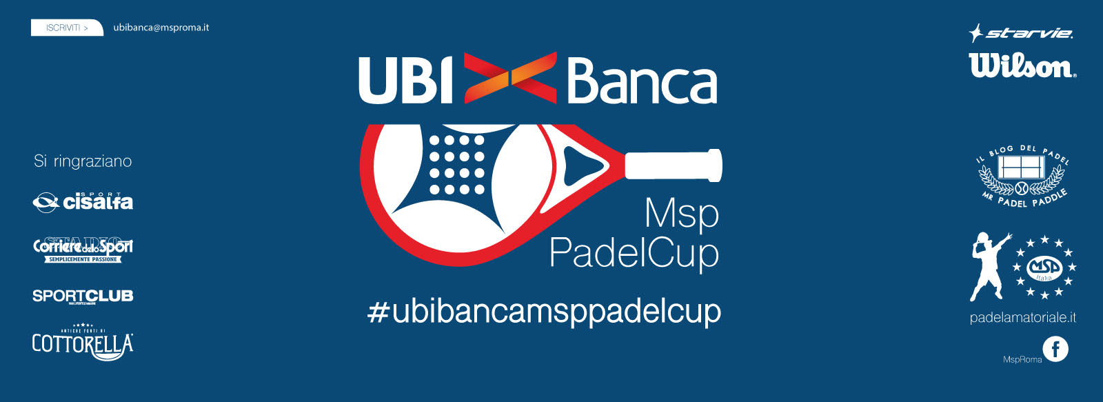 MSP Padel Cup UBI Banca