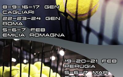 Roma, Corso Istruttori Padel dal 22 al 24 gennaio: i moduli per iscriversi – PDF