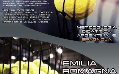 Reggio Emilia, Corso Istruttori Padel dal 5 al 7 febbraio: i moduli per iscriversi – PDF